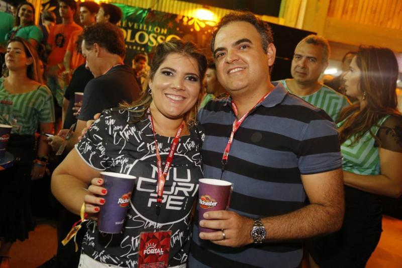 Gisela e Ebert Vieira