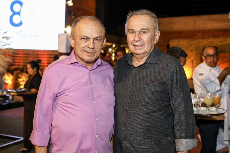 Honorio e Bosco Macedo