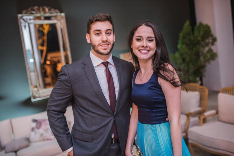 Joao Luz e Patricia Andrade