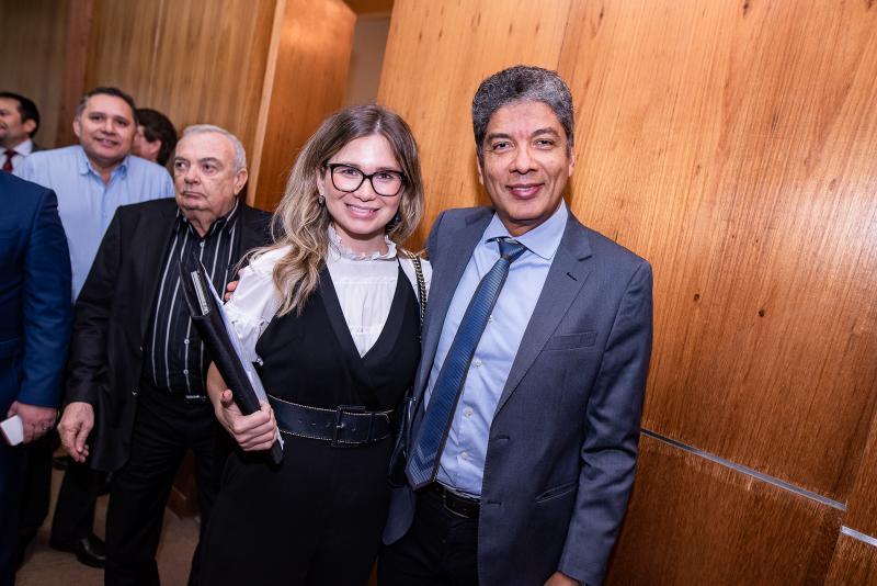 Camily Cruz e Ubiratan Andrade