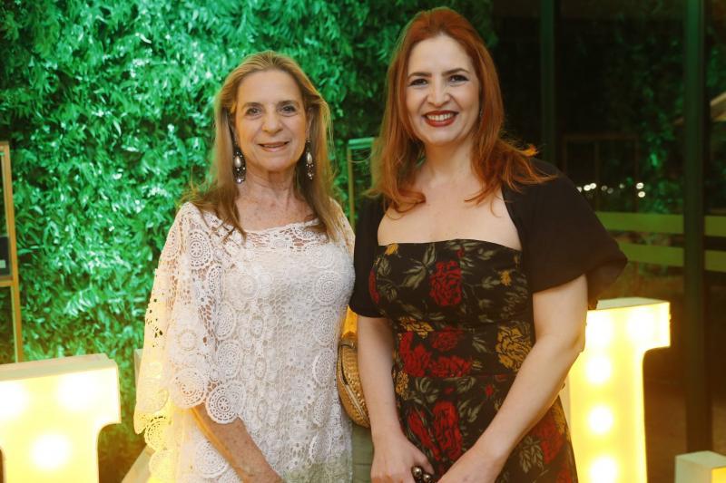 Anya Ribeiro e Enid Camara 1