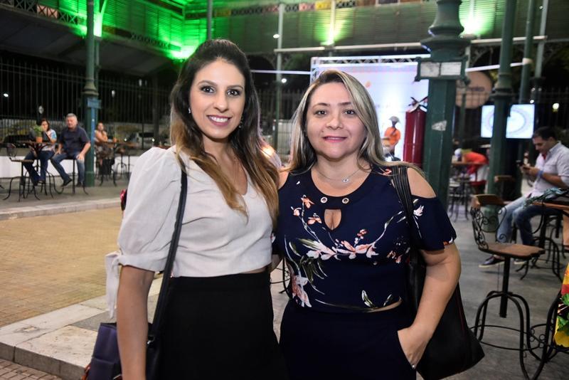 Viviane Aragao, Anita Erica