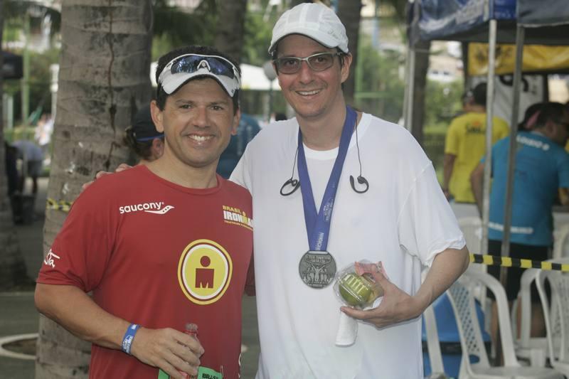 Erick Vasconcelos e Ronald Pedrosa