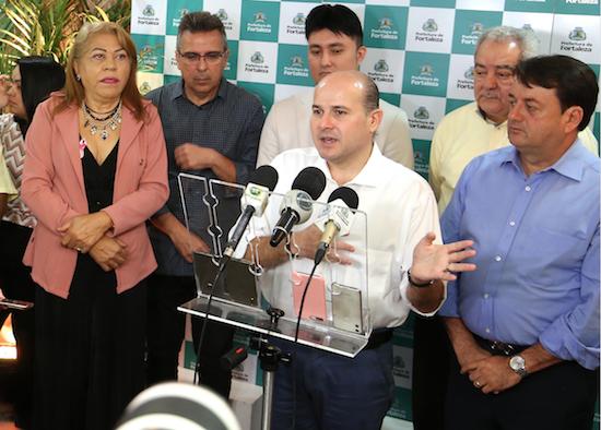 Centro receberá intervenções urbanas da Prefeitura de Fortaleza