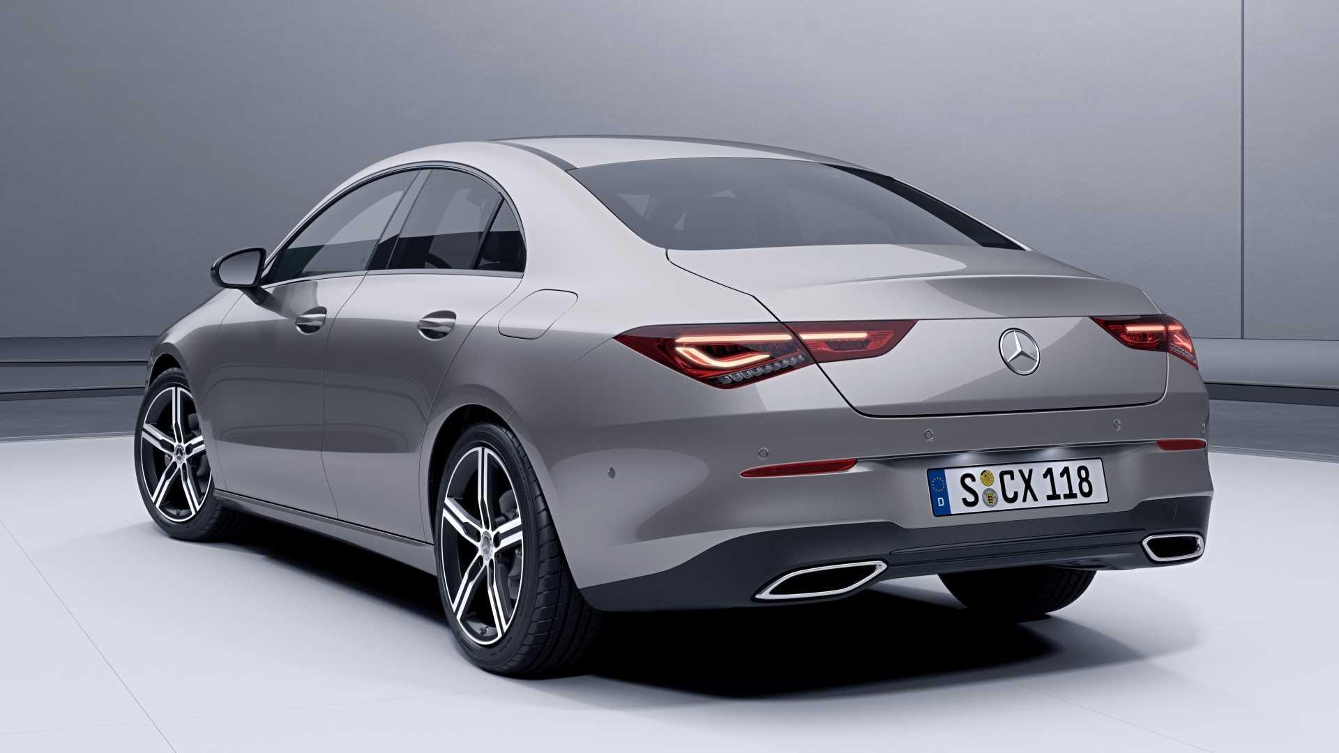 Prestes a chegar na Newsedan, Mercedes-Benz CLA 250 é pura sedução