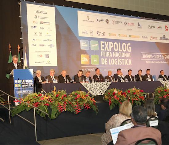 Expolog vai atrair olhares para o Ceará