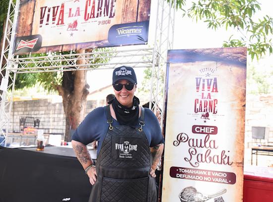 "Que tal um evento gastronômico 100% open food e open beer? Vem ai o ""Viva La Carne"""