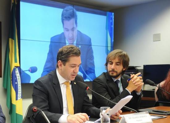Eduardo Bismarck presidirá comissão da PEC 48/19