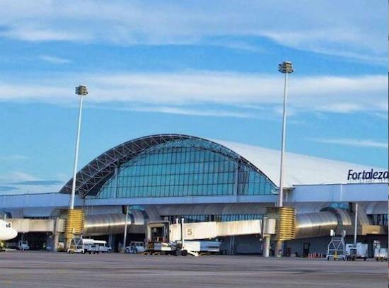 Fortaleza triplicará voos internacionais até 2019