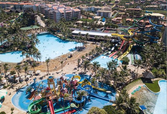 Beach Park abre vagas para trabalho temporário na alta estação