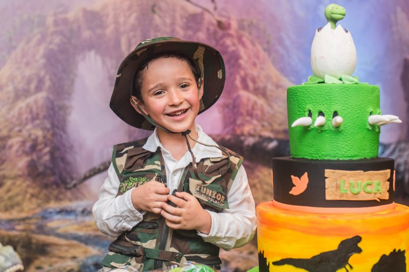 Rafaella XimeneseTiago Asfor celebram os 6 aninhos do herdeiro Luca
