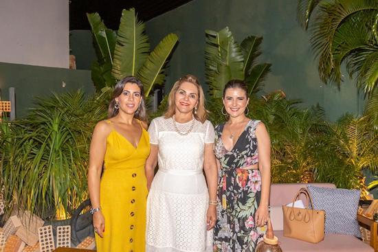 Adelina Feitosa e Mirian Bastos recebem palestras no ambiente Beleza das Coisas Simples, na III Mostra de Decoração & Arte