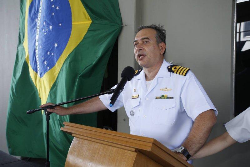 Madson Santana comanda os festejos dos 162 anos da Capitania dos Portos do Ceará