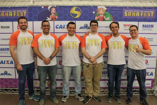 Sana Fest vai movimentar o Centro de Eventos do Ceará neste fim de semana