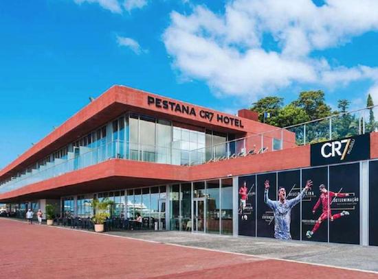 Pestana CR7 construirá novo hotel em Paris