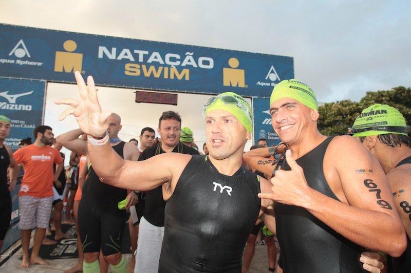 HOMENS DE FERRO - Fortaleza entra para a história das competições de triathlon com o Ironman