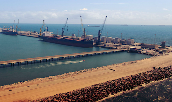 Exportações cearenses crescem 34,2% em novembro