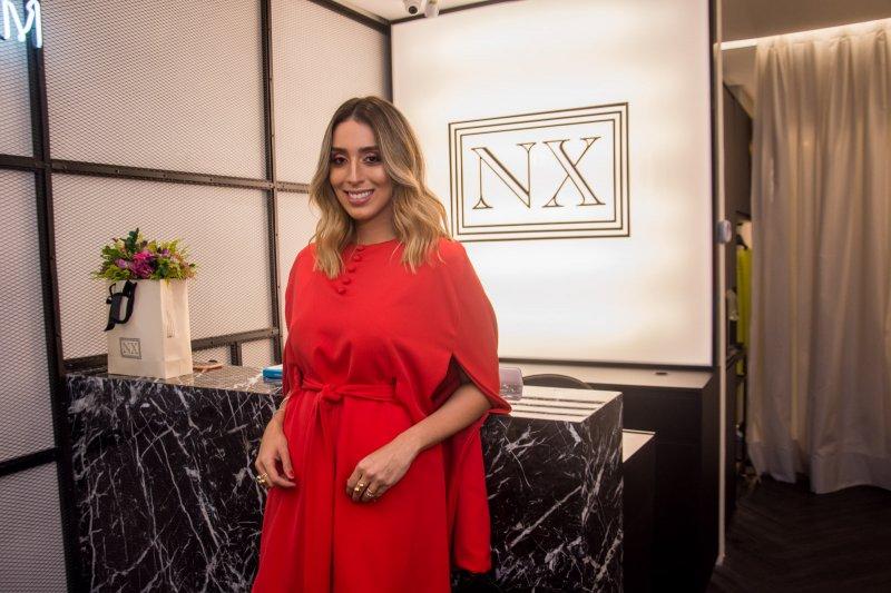 We Love NX - Nathália Ximenes celebra 5 anos da NX durante coquetel de inauguração da nova loja de sua desejada grife