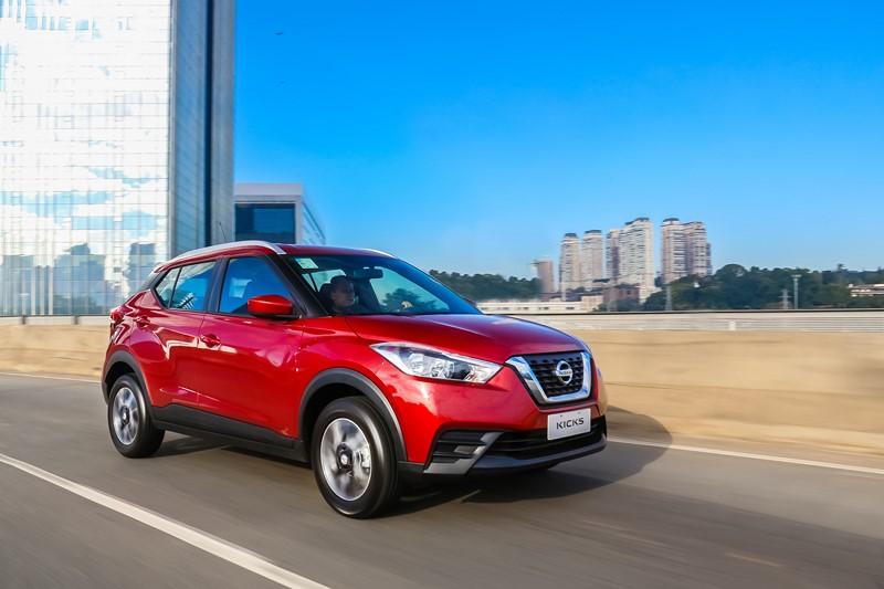 Nissan Kicks escolhido mais uma vez como melhor SUV em pesquisa pela Quatro Rodas