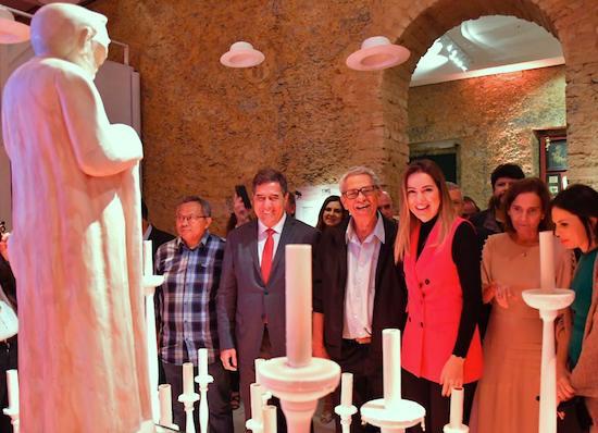 """Museu Janete Costa de Arte Popular recebe exposição  """"Ceará, terra que ilumina"""""""