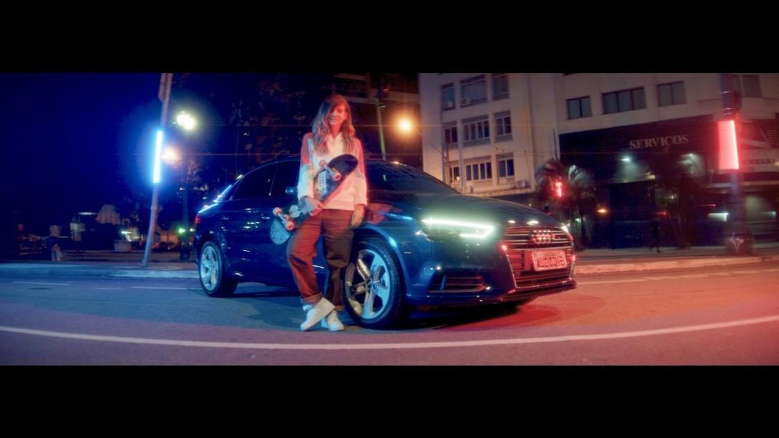 Audi lança campanha digital do A3 e sobre mobilidade