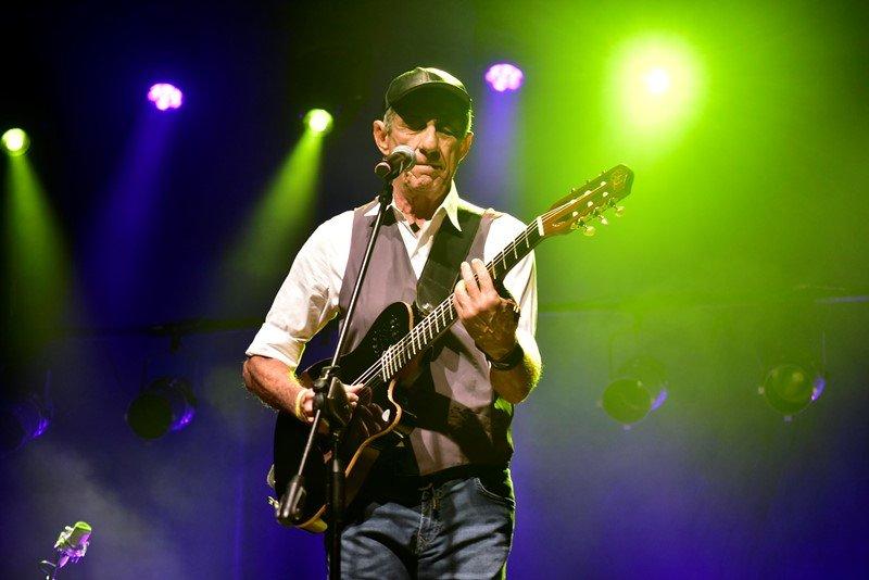 Raimundo Fagner faz sua estreia nas sete décadas com espetáculo no Cineteatro São Luiz
