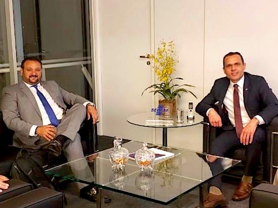 Sinduscon-CE e Sebrae buscam novas parcerias