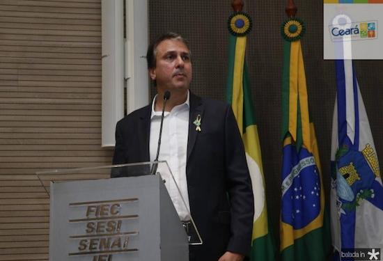 Camilo cancela agenda em Brasília devido a desabamento de prédio em Fortaleza