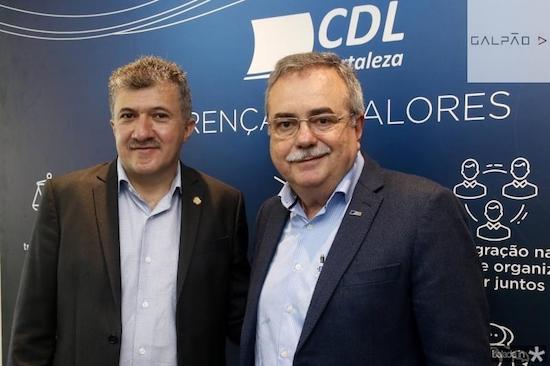 CMFor homenageia os 60 anod da CDL de Fortaleza