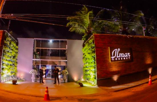 Ilmar Gourmet participa de evento de noivas no RioMar Fortaleza