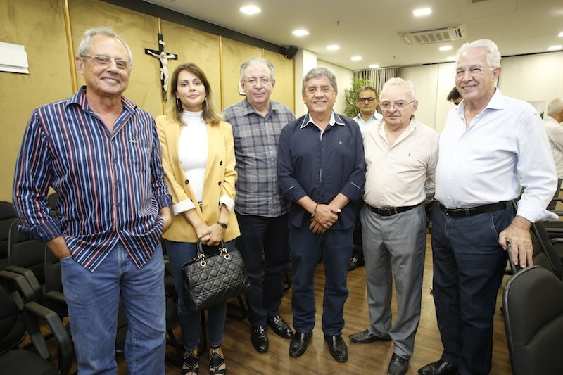 Sampaio Filho é reeleito presidente do Simec por aclamação