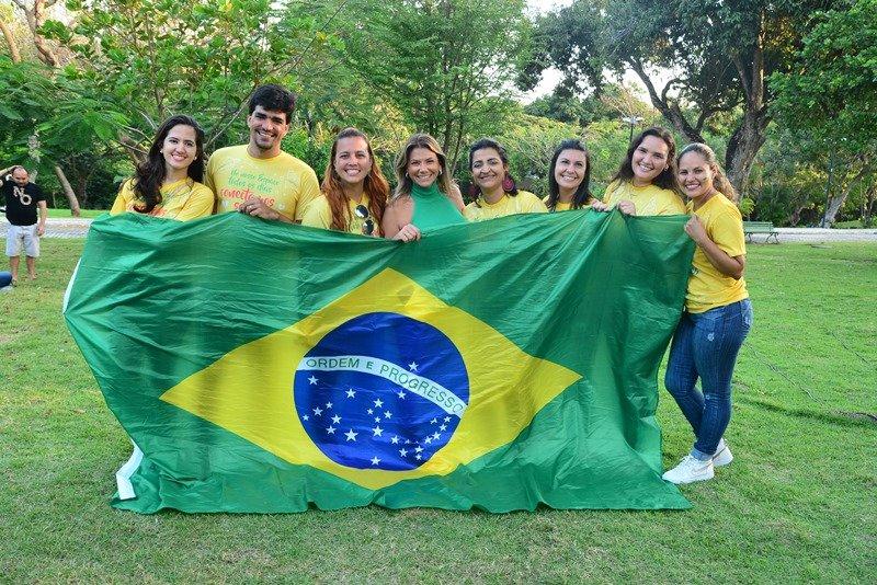 Espaço Inteligente celebra o Dia da Independência do Brasil com Desfile Cívico no Parque do Cocó