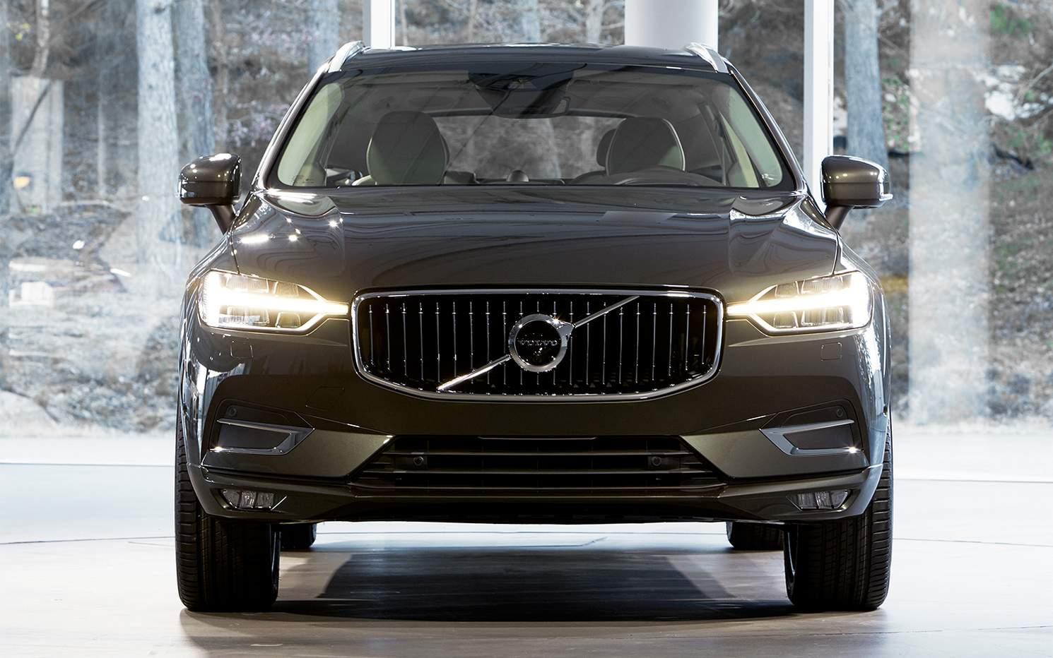 Novo Volvo XC60 : o jeito (e tecnologia) do irmão XC90