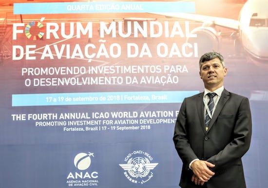 Fortaleza sedia fórum mundial para promover o desenvolvimento da aviação