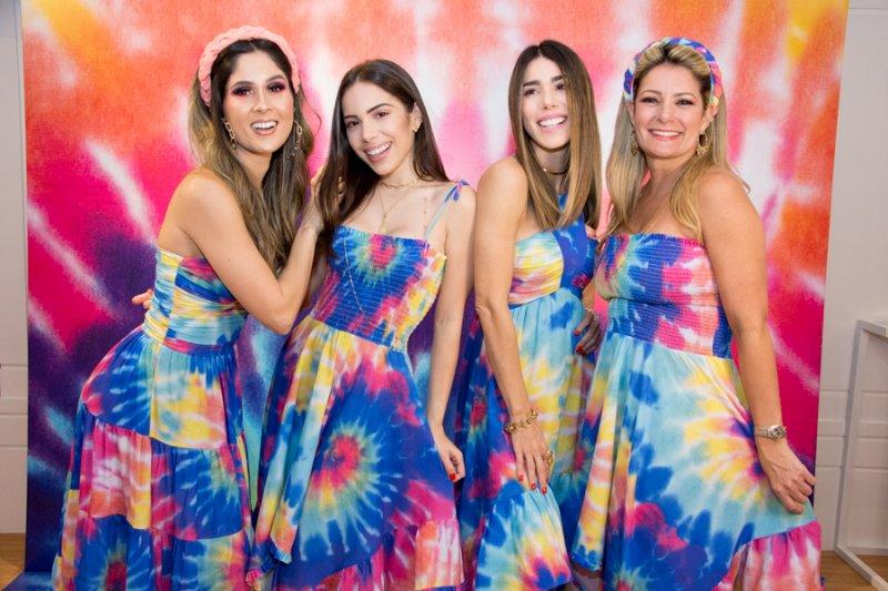 Juliana Cordeiro e Nicole Vasconcelos reúnem as Interni Girls no lançamento da coleção New York