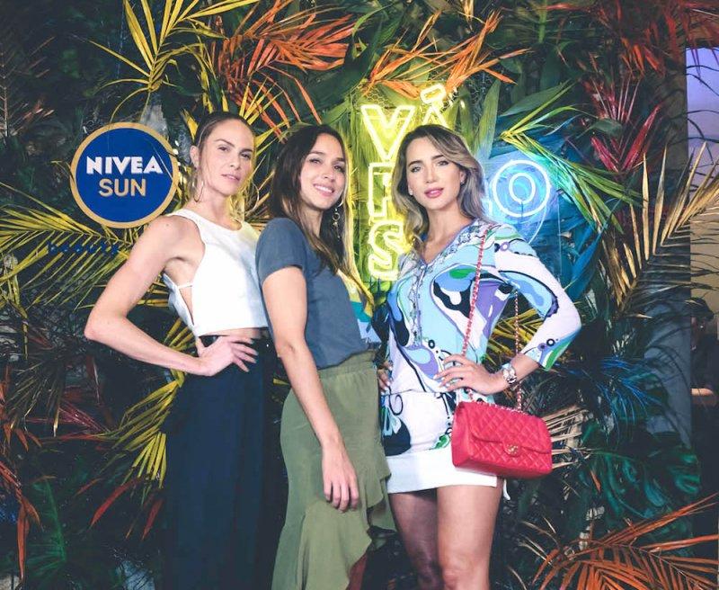 Nivea reúne convidados seletos e apresenta a nova linha de beleza em São Paulo