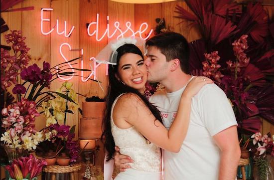 Paulo José vai animar o casamento de Gabriela Geleilate e Thiago Afonso