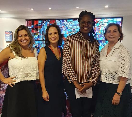 """Djamila Ribeiro fala sobre """"Ética & Narrativas"""" na abertura do Mundo Unifor"""
