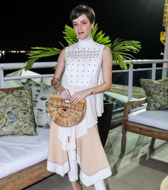 Looks Lenita roubam a cena no maior festival de moda da América Latina