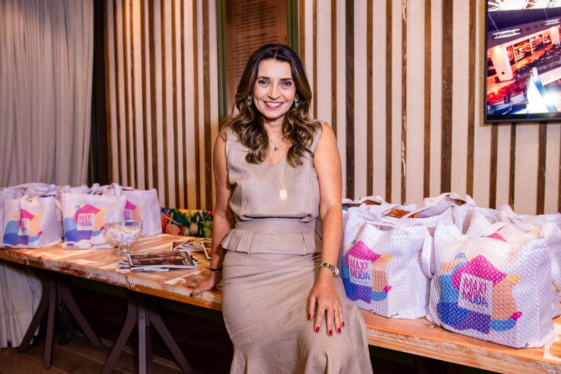 Novas atitudes - Márcia Travessoni lança oficialmente o MaxiModa 2019 no RioMar Shopping