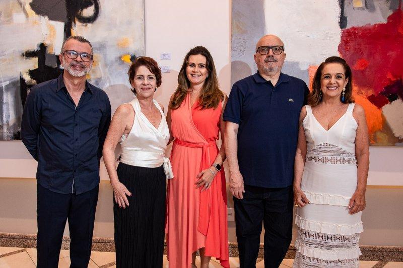 José Mesquita celebra seus 45 anos de arte com exposição no Espaço Cultural Ana Amélia