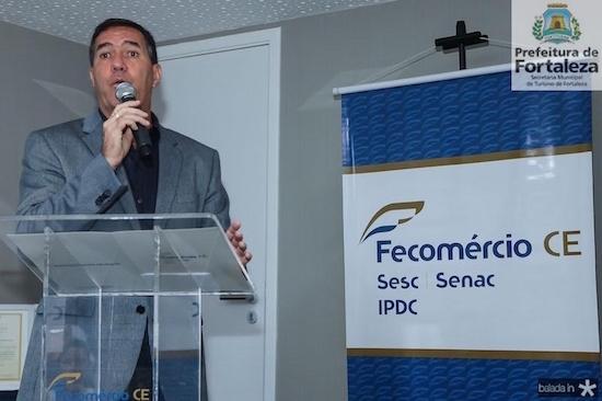 Luiz Gastão assume conselhos do Sesc e Senac no Rio