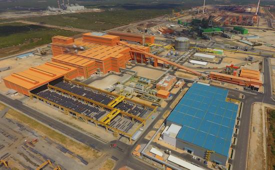 CSP impacta na produção e exportação nacional e aço