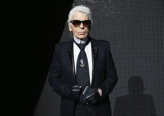 Grande perda no mundo da moda: morre Karl Lagerfeld