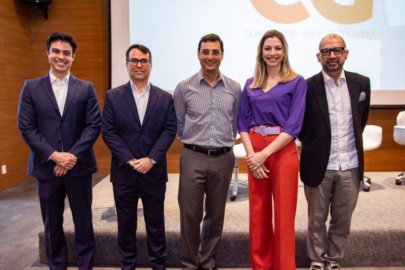 O futuro do país - BS Design recebe palestras sobre a reforma tributária e a PEC 45, promovidas pelo Ibef Ceará