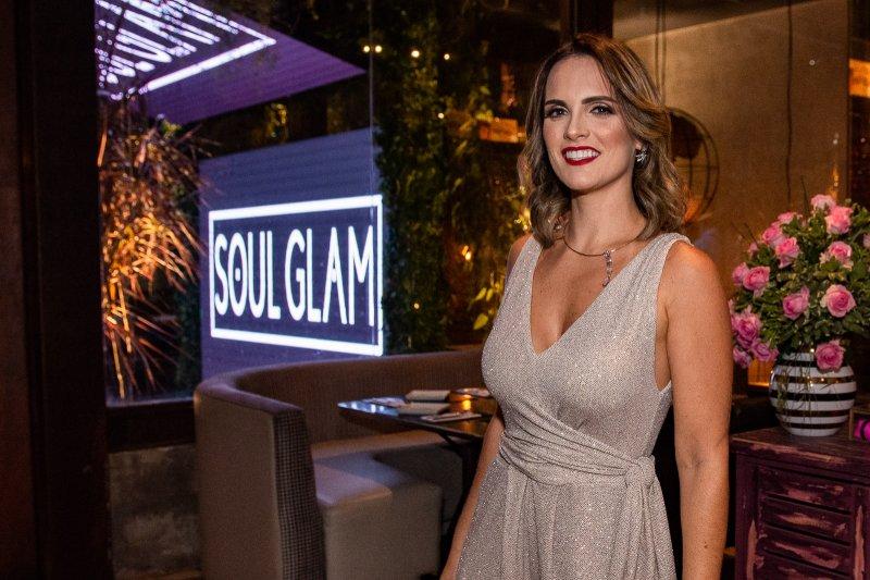 Carla Matos pilota badalado coquetel de lançamento da plataforma SoulGlam, no Moleskine