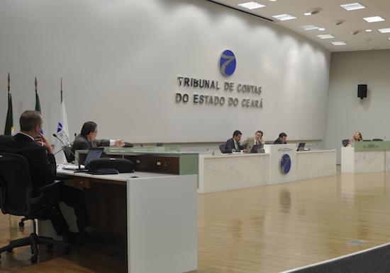 TCE Ceará faz avaliação de suas atividades