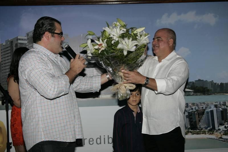 30 anos - Luciano Cavalcante festejou os 30 anos da LC Imoveis, no Iate Clube