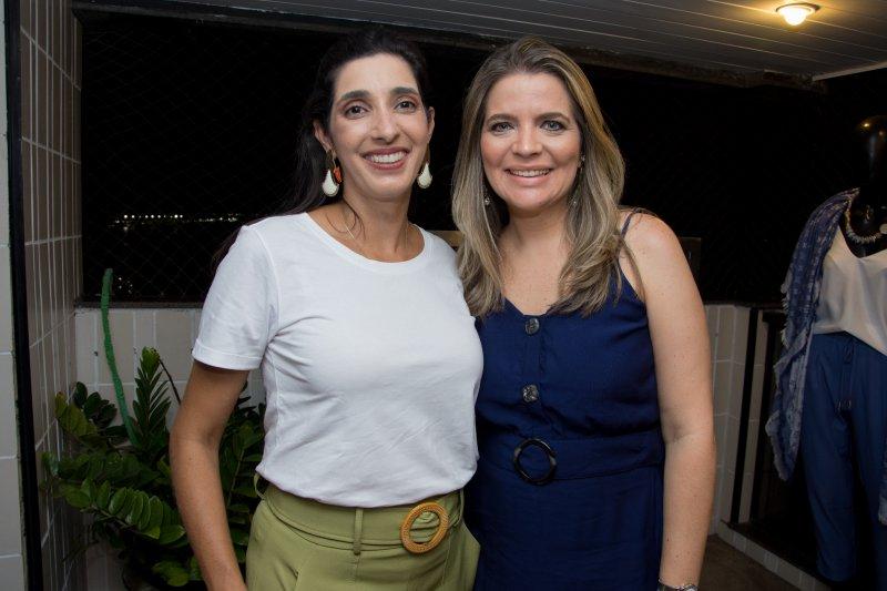 Karísia Ribeiro pilota happening e apresenta sua nova marca, a BasiKA com Estilo