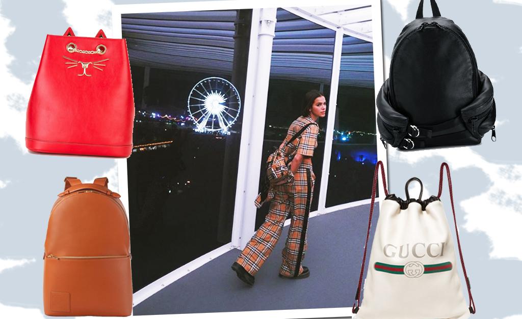 Mini mochilas 'deluxe' chegam com tudo e são a nova tendência entre as fashionistas… Confira!